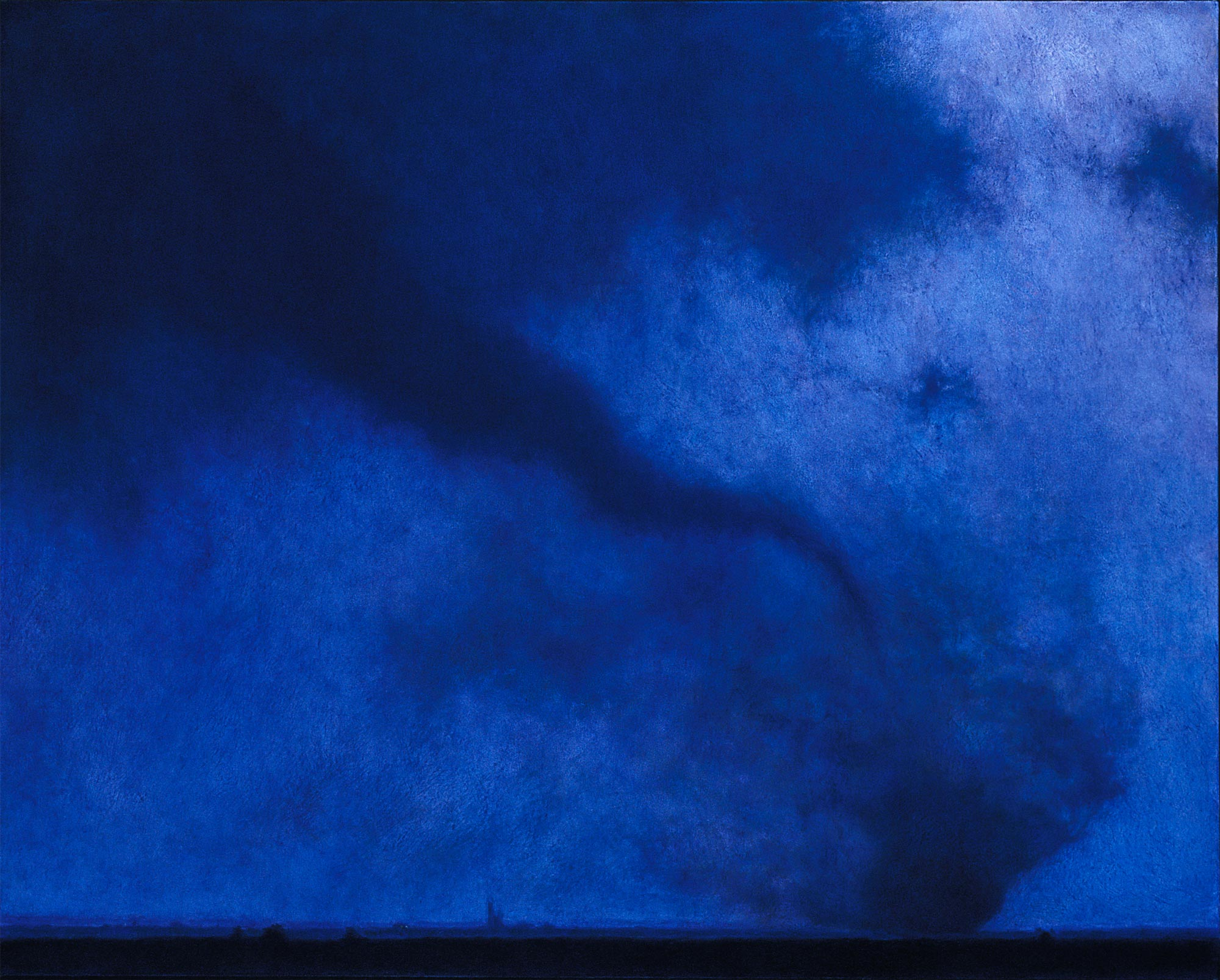 Breathing, 48 x 60, oil on canvas, 2005