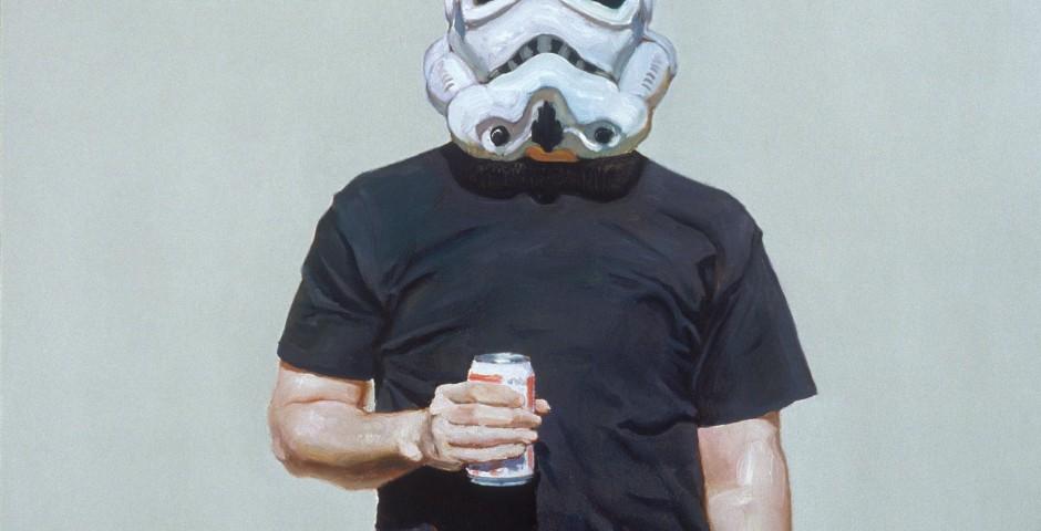John, 48 x 36, oil on canvas, 2004