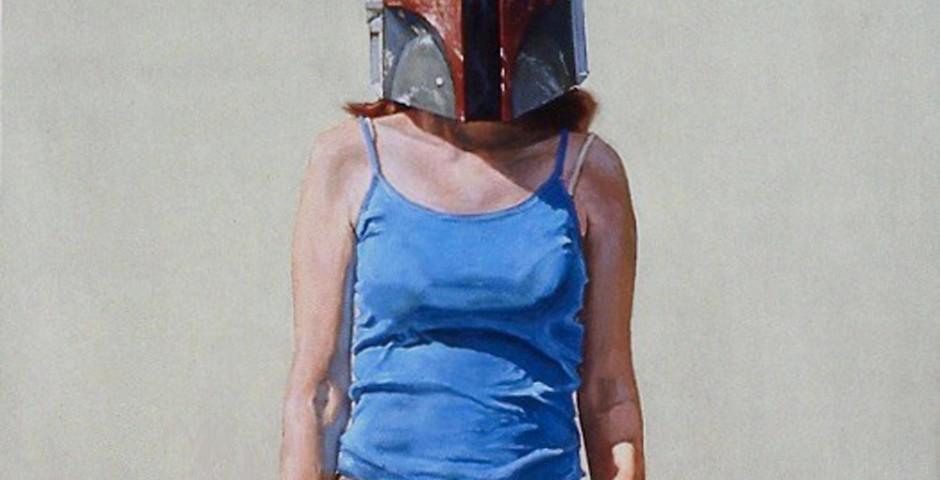 Linda, 48 x 36, oil on canvas, 2004