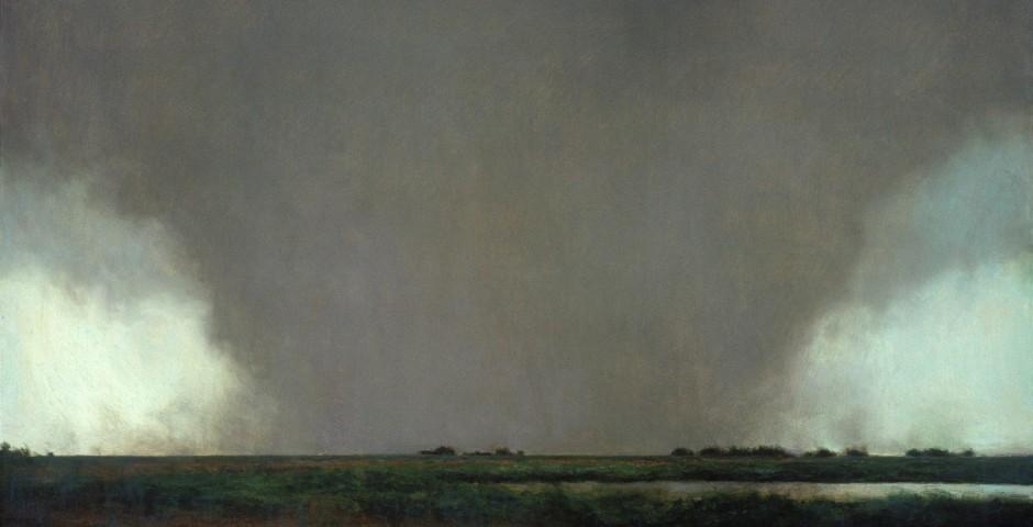 Low Roar, 48 x 72, oil on canvas, 2003