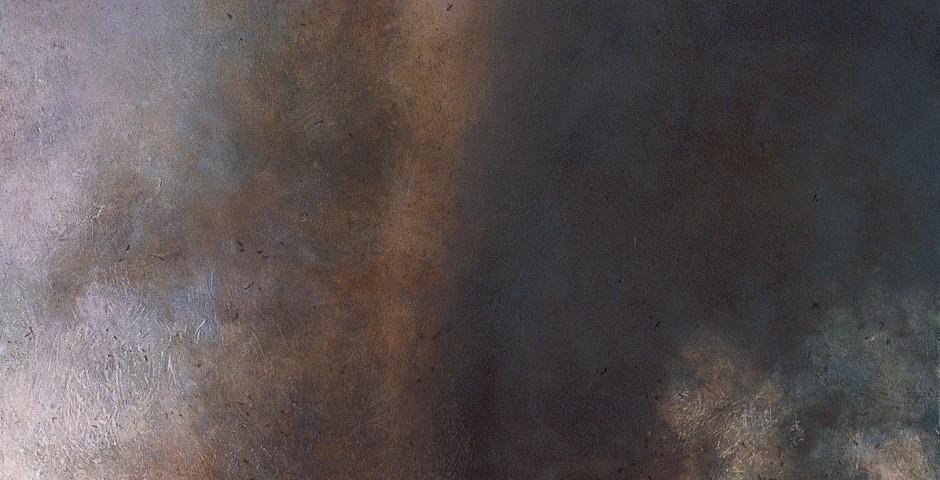 Meditation (after storm chaser Al Moller),  60 x 36, oil on canvas, 2003