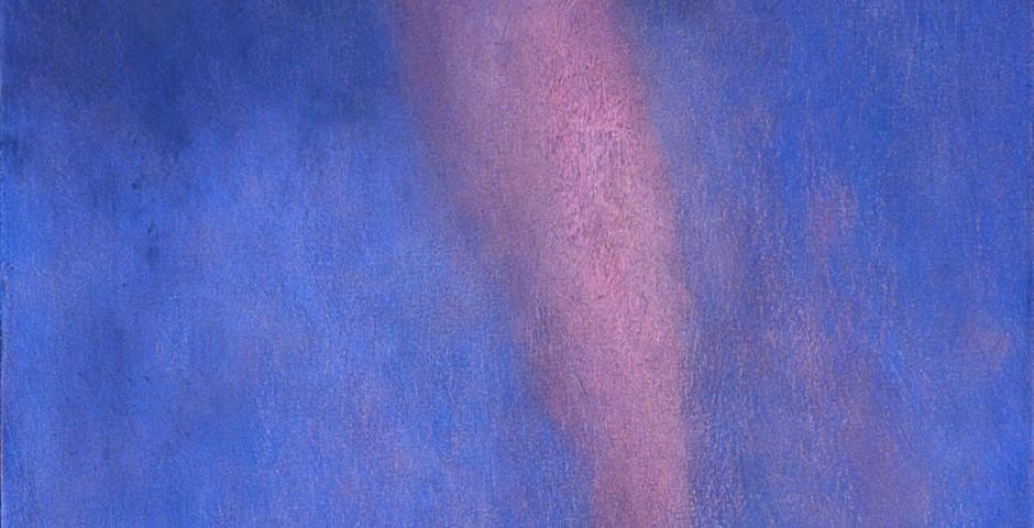Sunset, 48 x 24, oil on canvas, 2005
